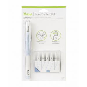 Cricut TrueControl Kit Blue