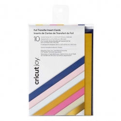 Cricut Joy Foil Transfer Insert Cards (10pcs)