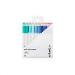 Cricut Joy Permanent Fine Point Pens 0.4 mm Ultimate (30pcs) (2008801)