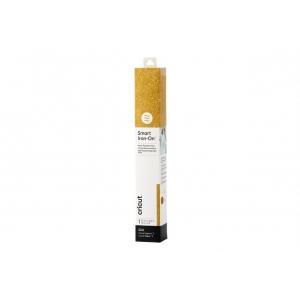 Cricut Smart Iron-on 33x91cm 1 sheet (Glitter Gold)