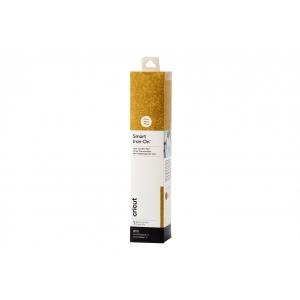 Cricut Smart Iron-on 33x273cm 1 sheet (Glitter Gold)