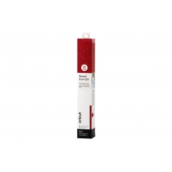 Cricut Smart Iron-on 33x91cm 1 sheet (Glitter Red) (2008675)