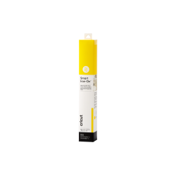 Cricut Smart Iron-on 33x91cm 1 sheet (Yellow) (2008697)