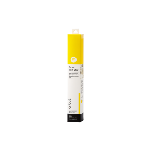 Cricut Smart Iron-on 33x91cm 1 sheet (Yellow)