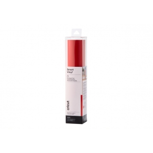 Cricut Smart Vinyl Permanent 33x366cm 1 sheet (Red)