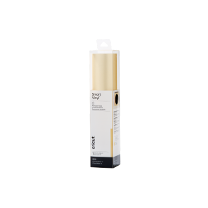 Cricut Smart Vinyl Permanent 33x366cm 1 sheet (Shimmer Gold)