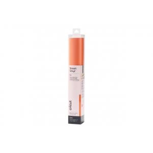 Cricut Smart Vinyl Removable 33x91cm 1 sheet (Orange)