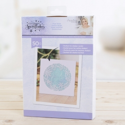 Crafter's Companion Glittering Snowflakes Faux Snow