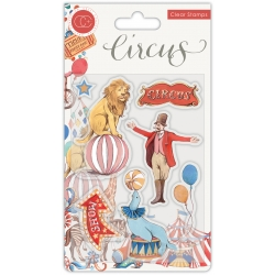 Craft Consortium Circus The Circus Clear Stamps