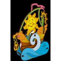Ugear-Kids Zeilboot