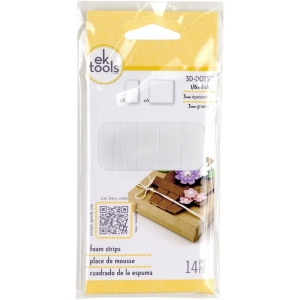 EK Success Tools Foam Strips (14pcs)