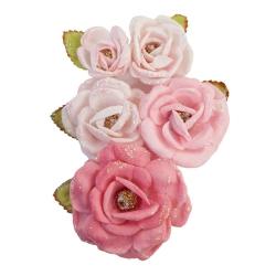 Prima Marketing With Love Flowers True Friends