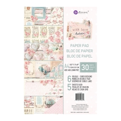 Prima Marketing With Love A4 Paper Pad