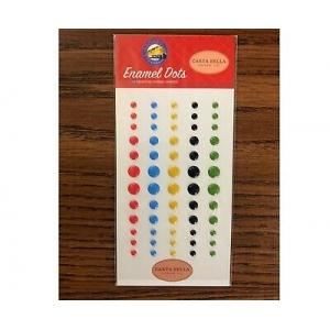 Carta Bella All Aboard Enamel Dots