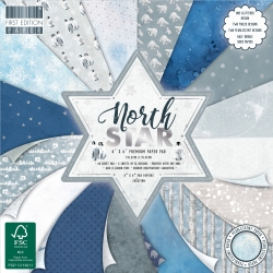 First Edition North Star 6x6 Inch Paper Pad (FEPAD238X20)