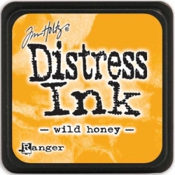 Ranger •  Distress oxide ink pad Wild honey
