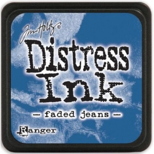 Ranger • Tim Holtz Distress oxide ink pad Faded jeans