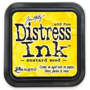 Ranger • Tim Holtz Distress oxide ink pad Mustard seed