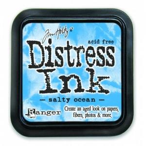 Ranger • Tim Holtz Distress ink pad Salty ocean