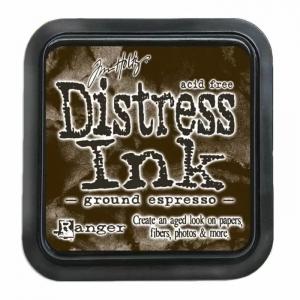 Ranger • Tim Holtz Distress oxide ink pad Ground espresso