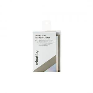 Cricut Joy Insert Cards Gray/Silver/Holographic (Small)