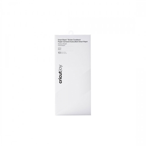 Circut Joy Smart Sticker Cardstock White