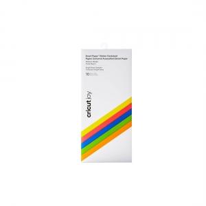 Circut Joy Smart Sticker Cardstock Brightbow Sampler