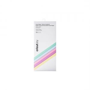 Circut Joy Smart Sticker Cardstock Pastels Sampler