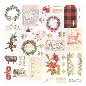 Prima Marketing Christmas In The Country Ephemera