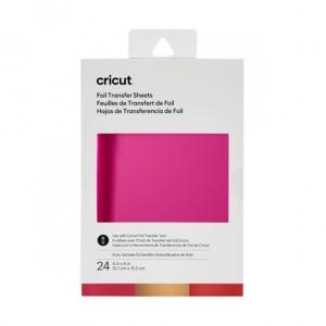 Cricut Foil Transfer Sheets Sampler, Ruby