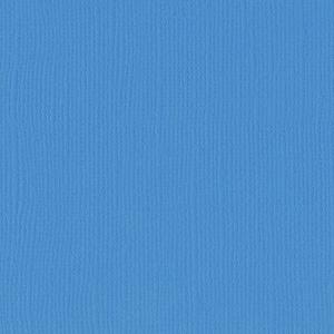 Florence • Cardstock texture 30,5x30,5cm Denim