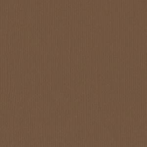 Florence • Cardstock texture 30,5x30,5cm Hazelnut