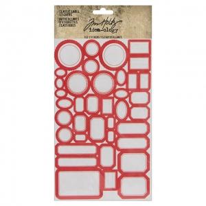 Idea-ology Tim Holtz Classic Label Stickers (152pcs)