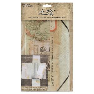 Idea-ology Tim Holtz Travel Folio