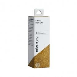 Cricut Joy Smart Iron-On Glitter Gold