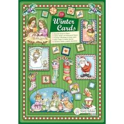 Marij Rahder - Boek - 3D Winter Cards