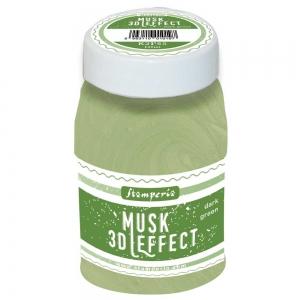 Stamperia 3D Musk Effect Light Green (100ml)