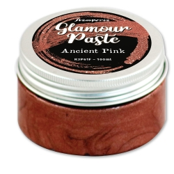 Stamperia Ancient Pink Glamour Paste 100ml