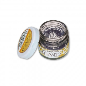 Stamperia Ancient Wax 20ml Black Silver