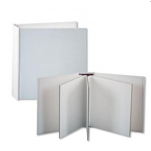 Stamperia Cardboard Album 16x16cm White