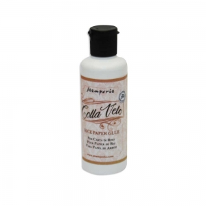 Stamperia Colla Velo Rice Paper Glue (80ml)