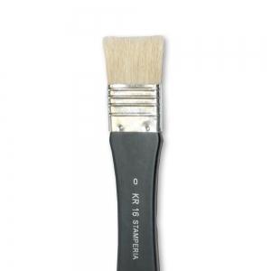 Stamperia Flat Head Brush No. 0