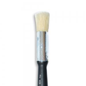 Stamperia Oblique Head Brush No. 2