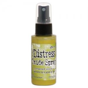 Ranger Distress Oxide Spray Crushed Olive