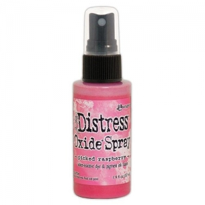 Ranger Distress Oxide Spray Picked Raspberry
