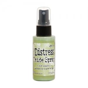 Ranger Distress Oxide Spray Old Paper