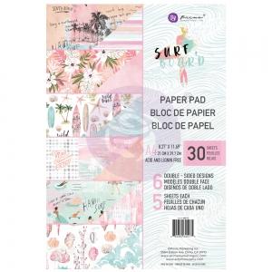 Prima Marketing Surfboard A4 Paper Pad