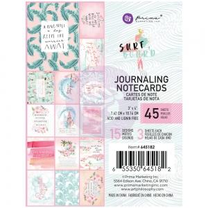 Prima Marketing Surfboard 3x4 Inch Journaling Cards