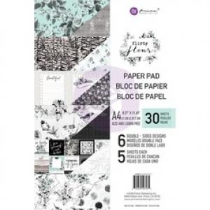 Prima Marketing Flirty Fleur A4 Paper Pad