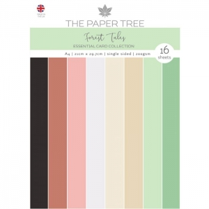 Paper Tree • Forest tales Essential Colour Card